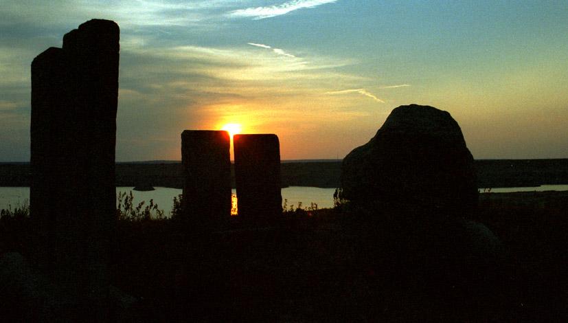 Industrieal Stonehenge