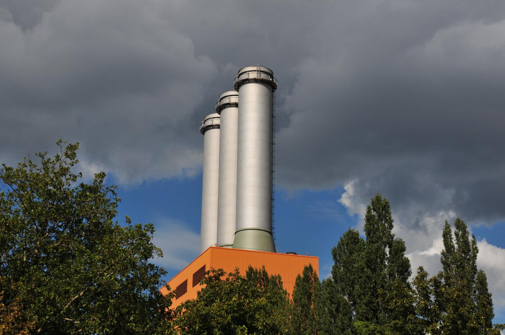 Industrieanlage Am Spreebord, Berlin