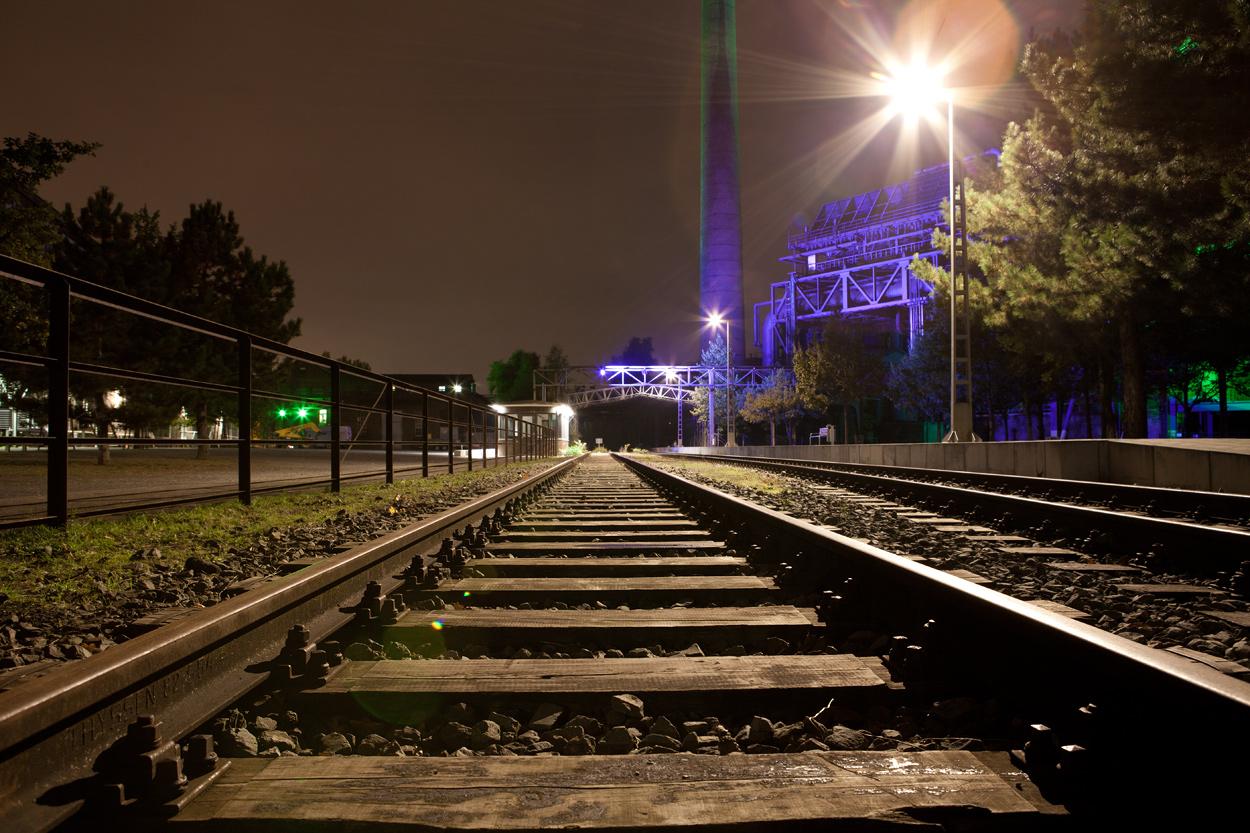 Industriebahnstrecke