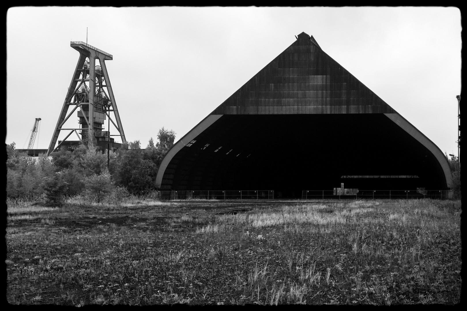 Industriebrachen - Lohberg I