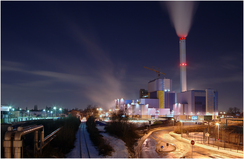 IndustrieCoolTour - Oberhausen - MVA