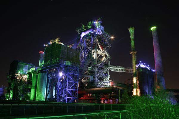 Industriekultur im Licht