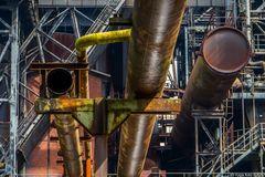 Industriekultur pur - gekappt