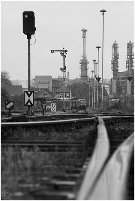 Industrielandschaften...