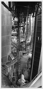 Industrielles Innenleben