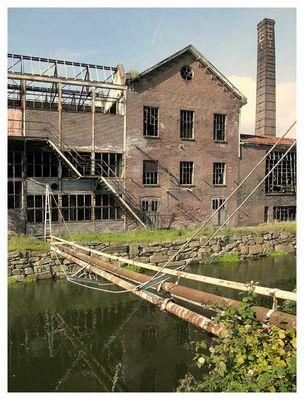 Industrieniedergang in den Niederlanden I
