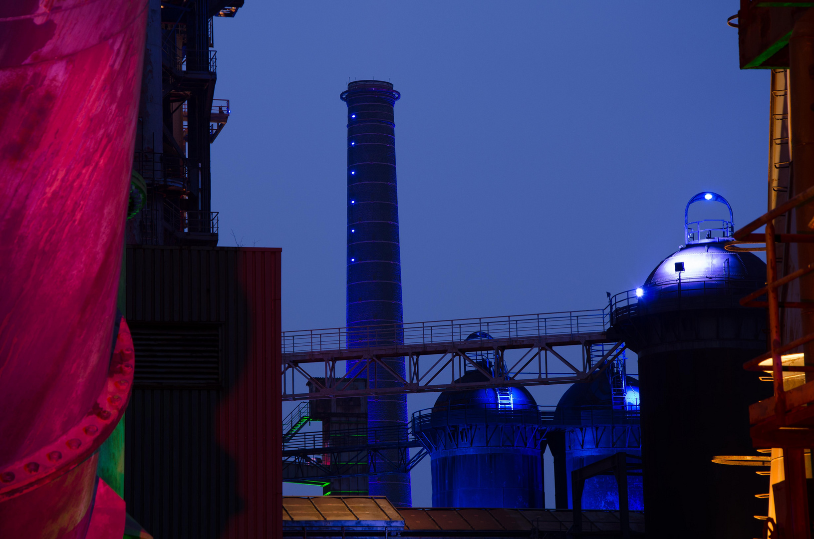 Industriepark Duisburg Nord 01