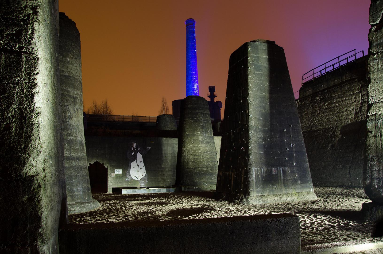 Industriepark Duisburg Nord 02