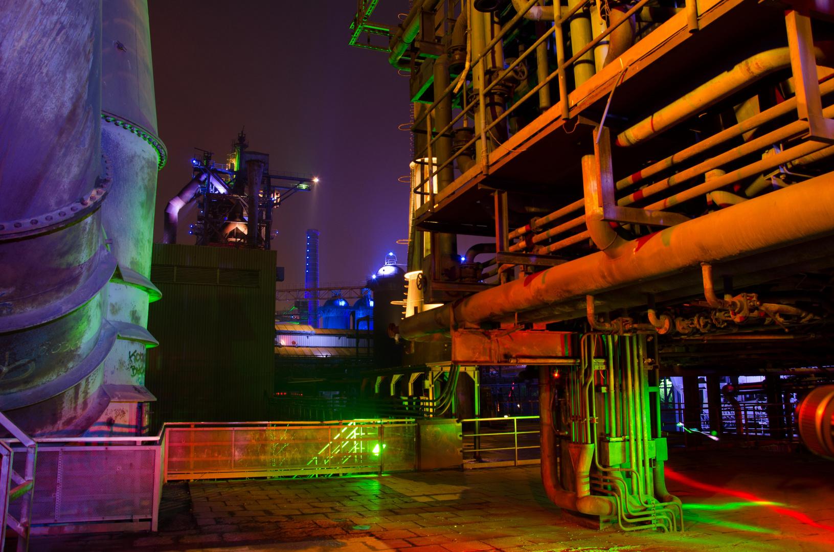Industriepark Duisburg Nord 04