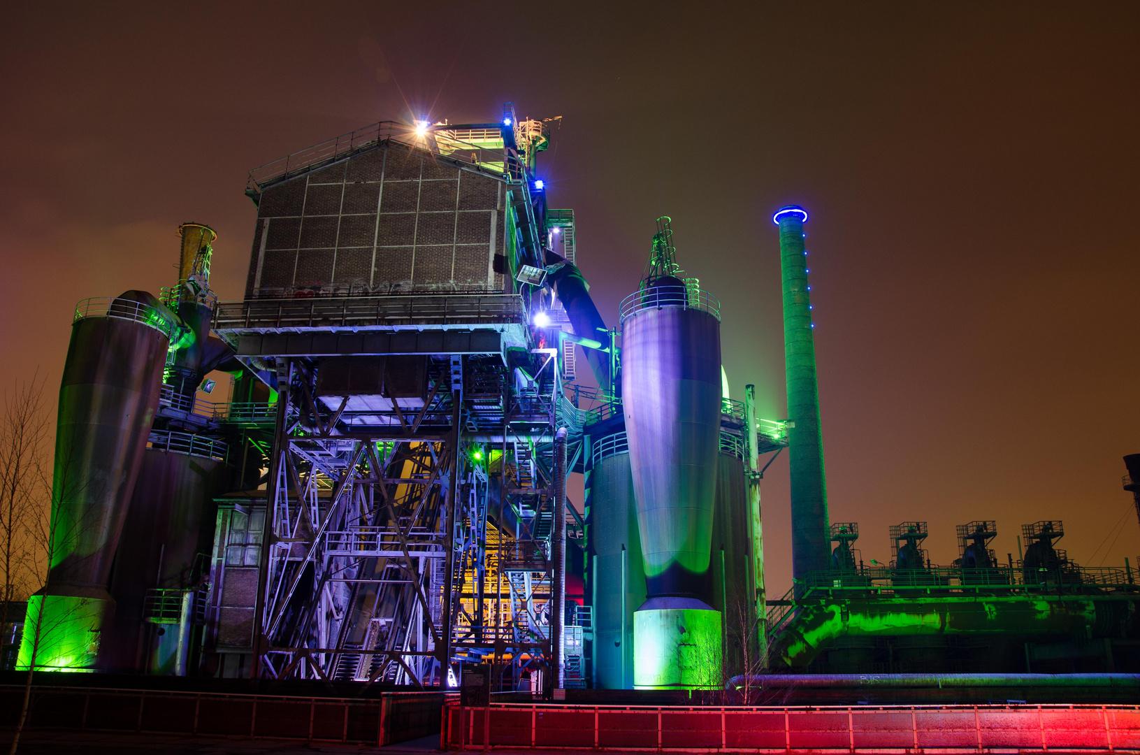 Industriepark Duisburg Nord 05