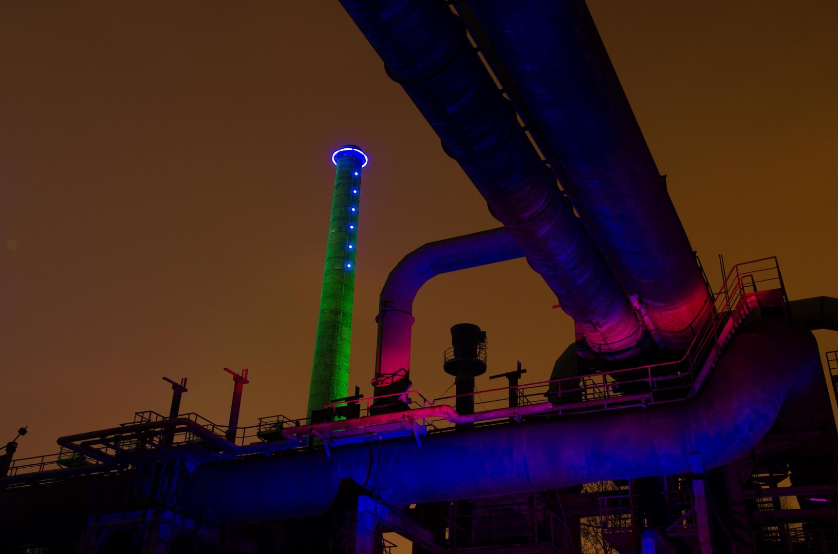 Industriepark Duisburg Nord 06