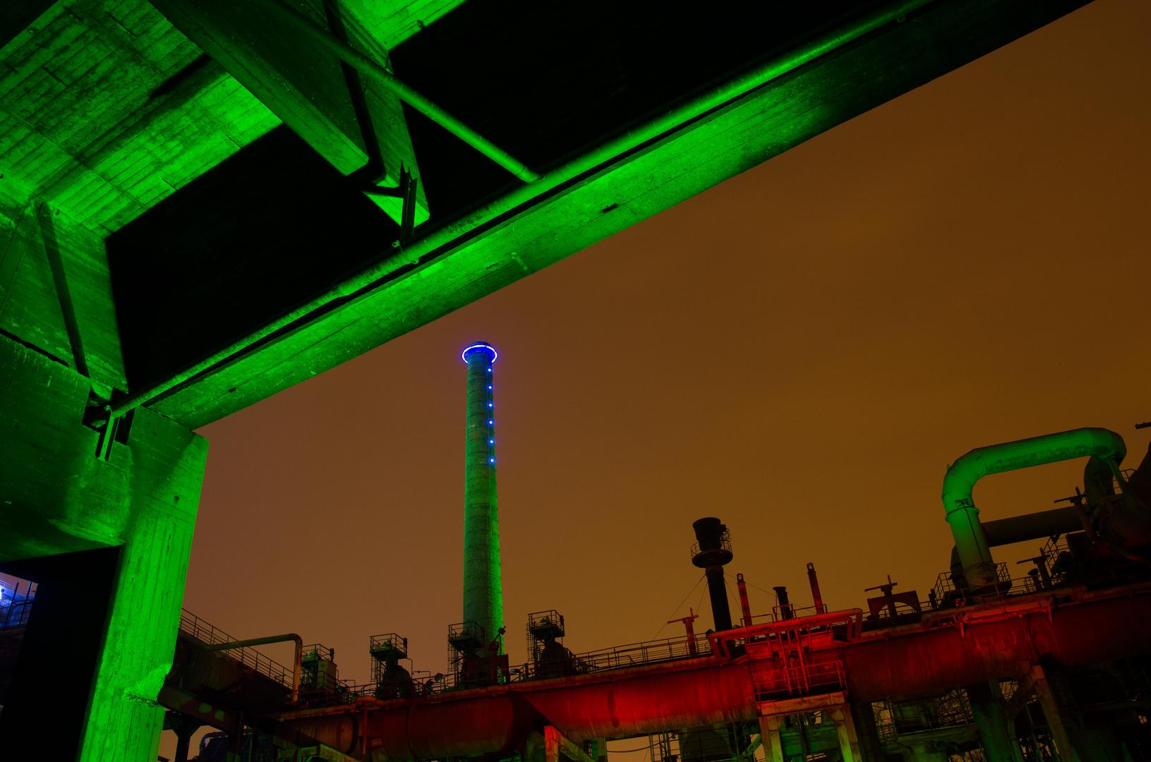 Industriepark Duisburg Nord 07