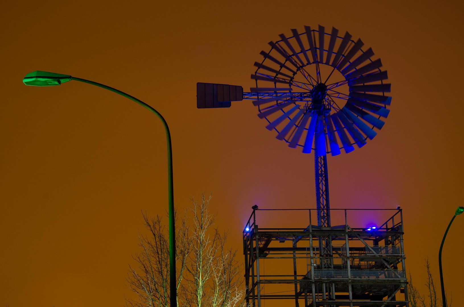 Industriepark Duisburg Nord 08