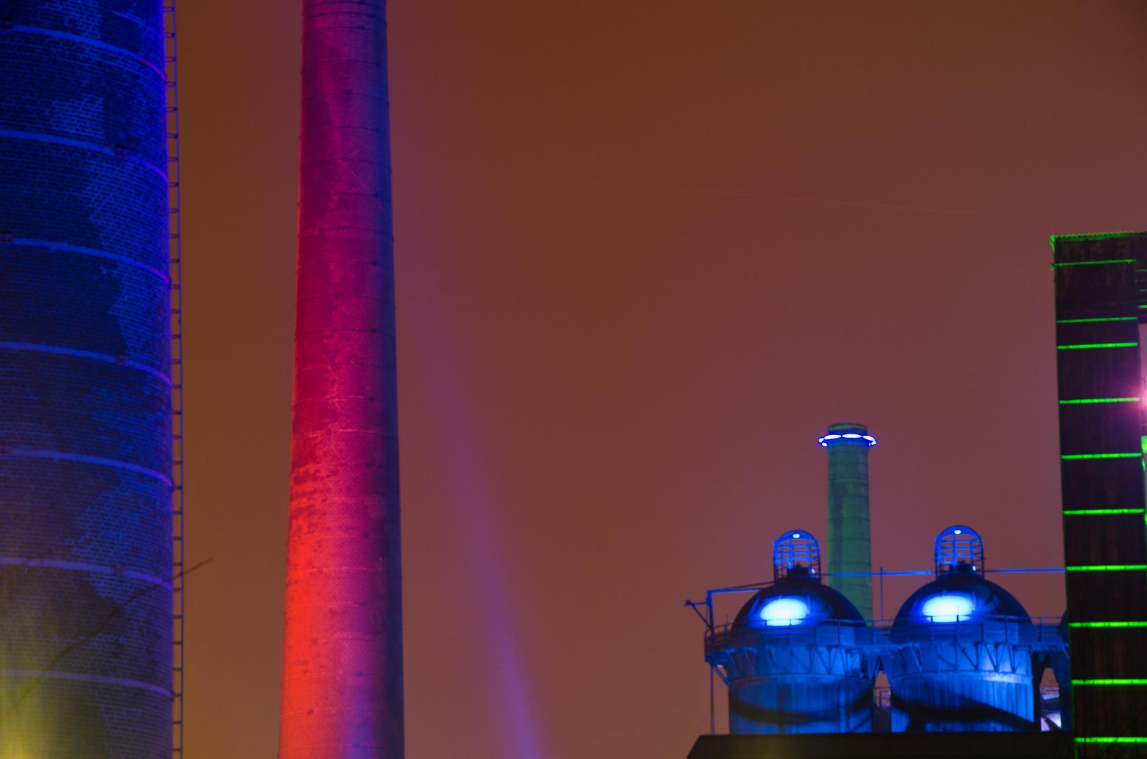 Industriepark Duisburg Nord 09