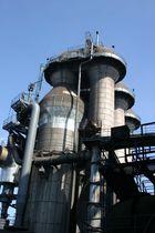 Industriepark in Duisburg 1