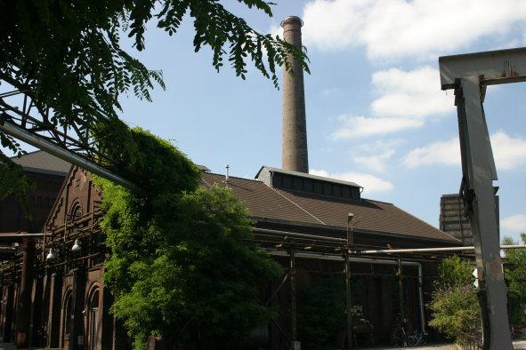 Industriepark in Duisburg 2