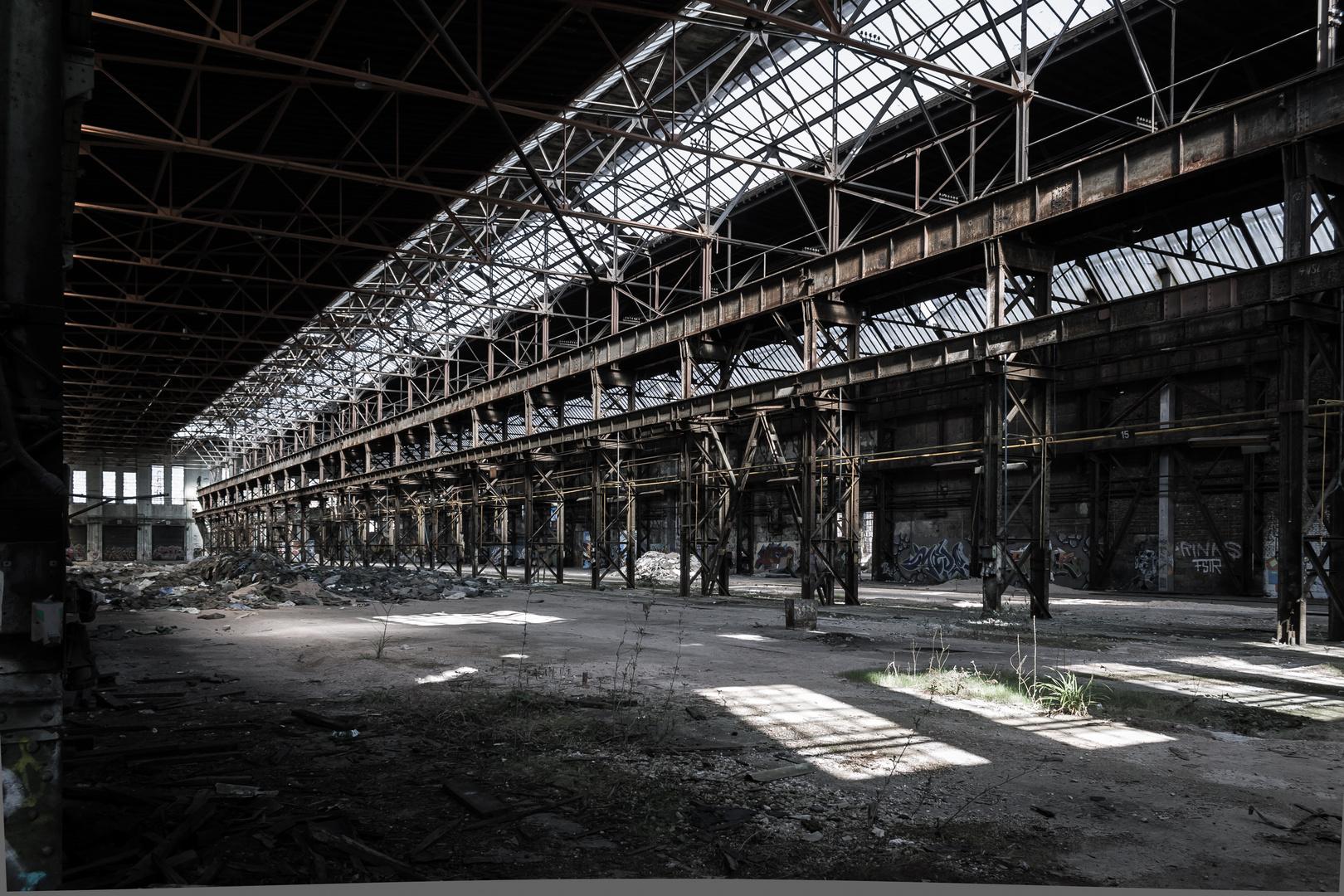 Industrieruine #2