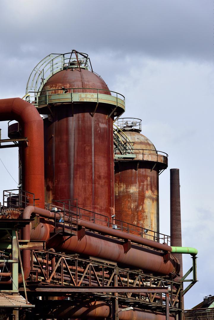 Industrieruine Maxhütte