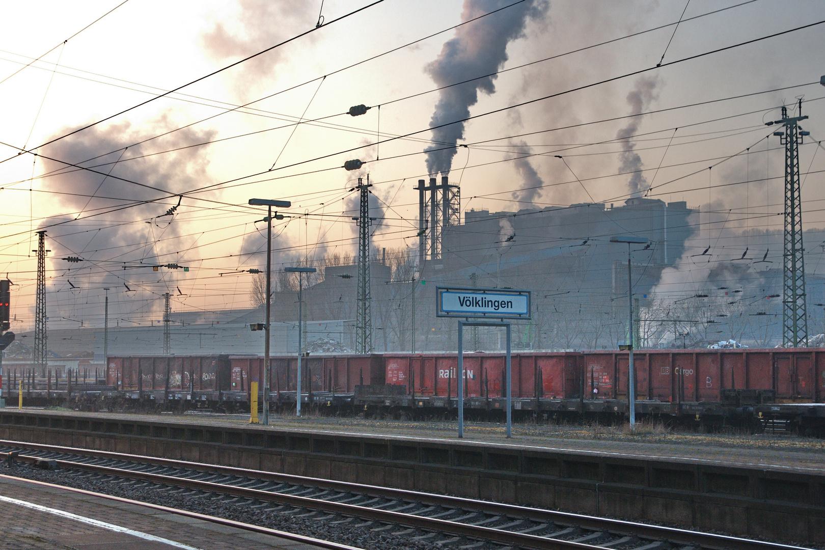 Industriestadt des Saarlandes mit 11 Buchstaben?