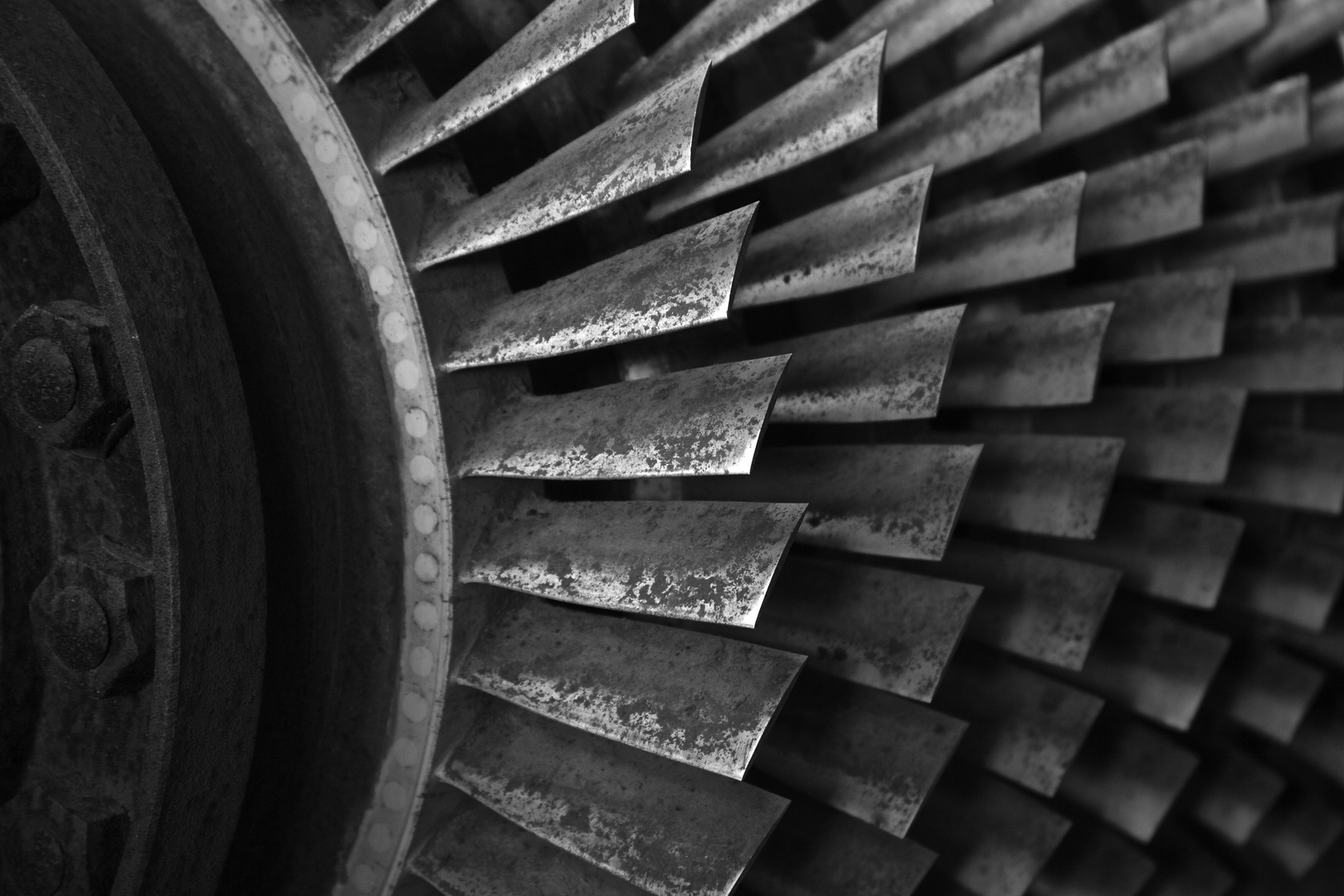 Industrieturbine
