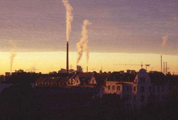 Industrievorort