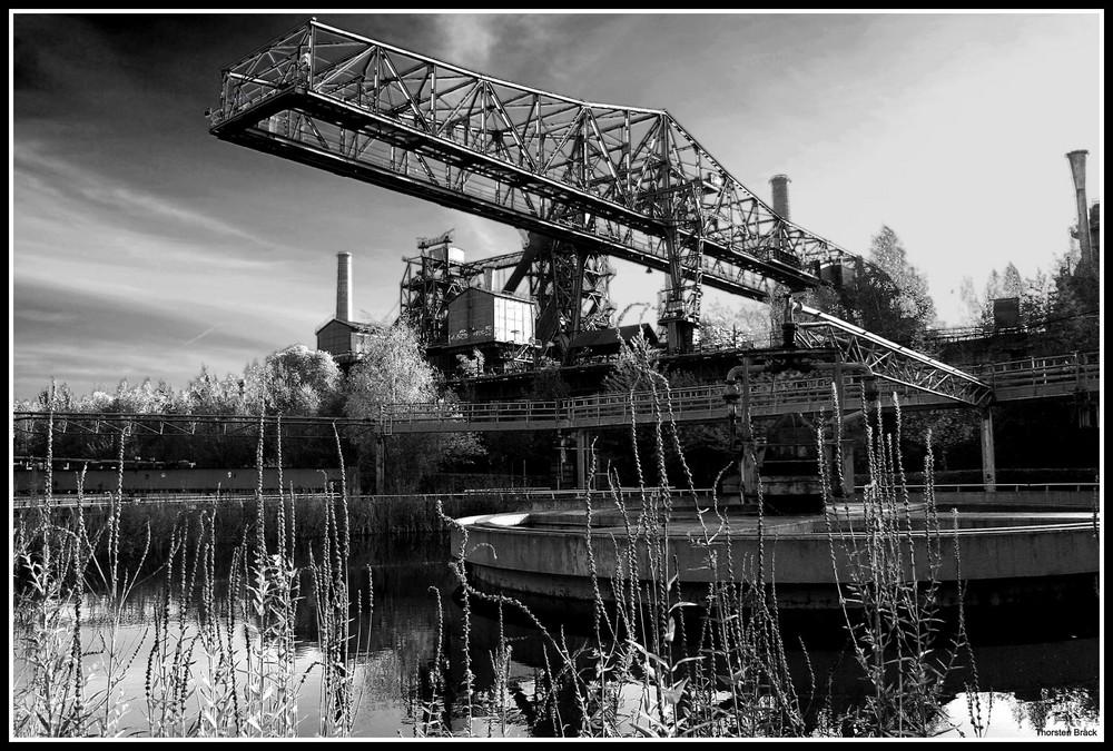 Industry Black&White II