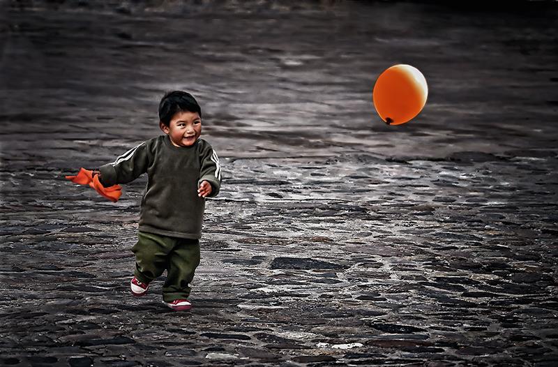 Infancia feliz