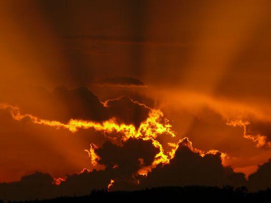 Inferno am Horizont