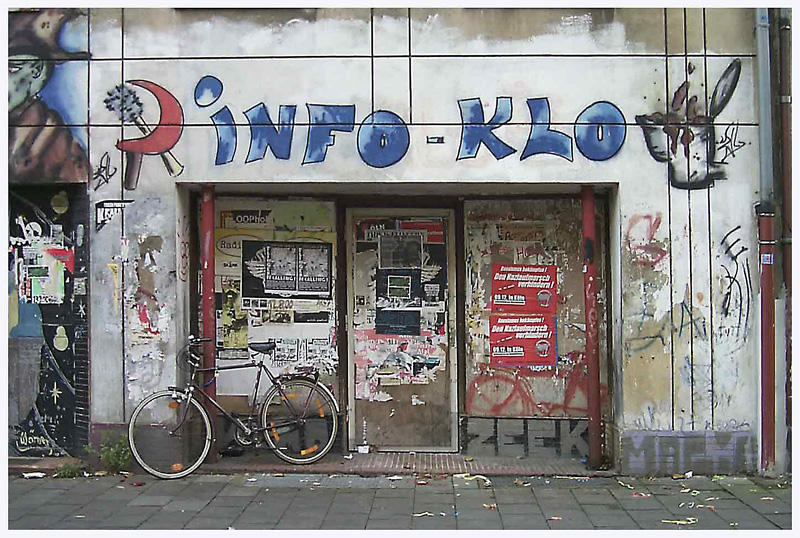 """INFO-Klo"""