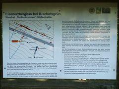 Infotafel zum Stollenbrunnen