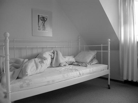 Infrarot-Bett