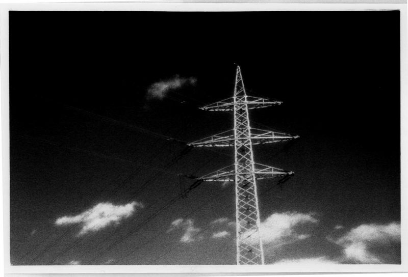 Infrarot-Mast