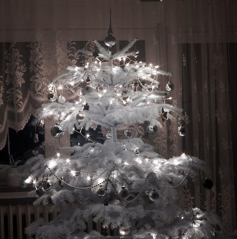 Infrarot Weihnachtsbaum