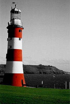 Inghilterra #1 - il faro di Plymouth