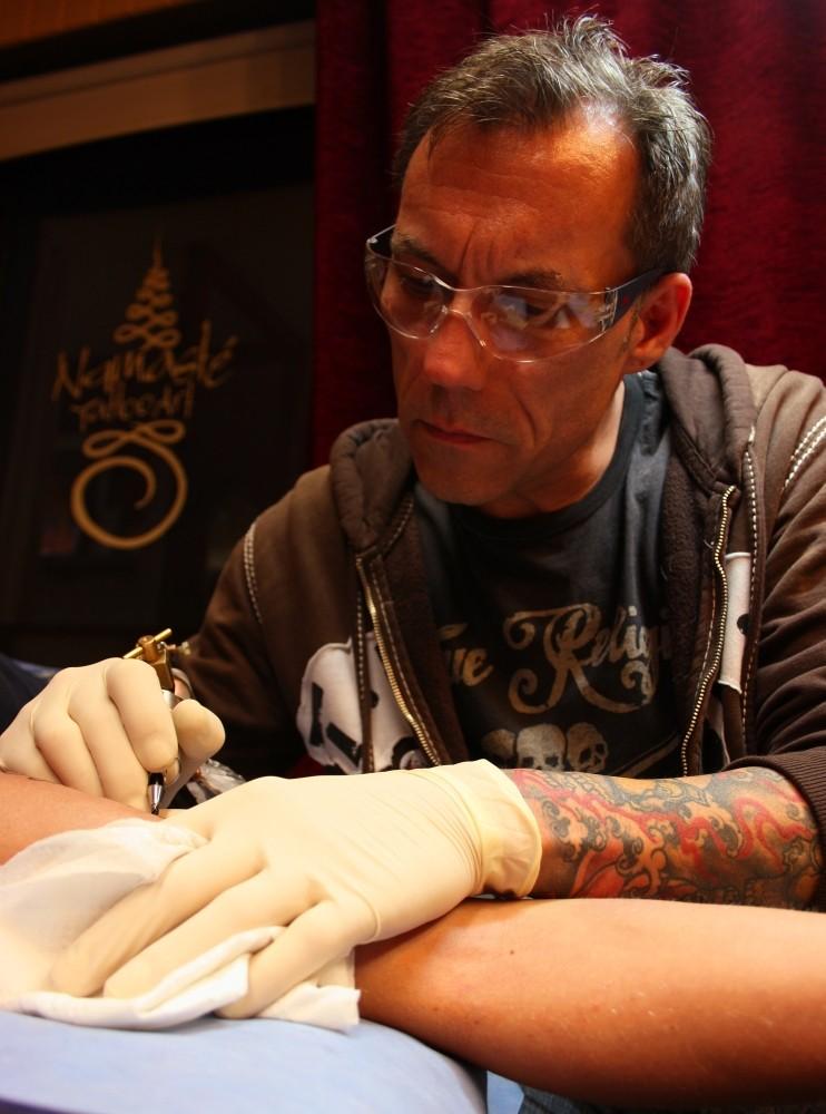 Ingo von Namaste Tattoo
