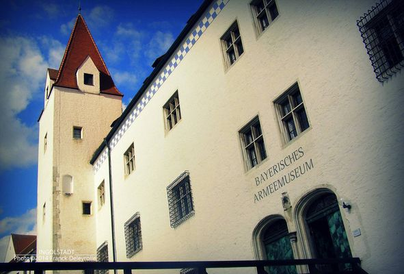 Ingolstadt (Musée de l'Armée bavarois)