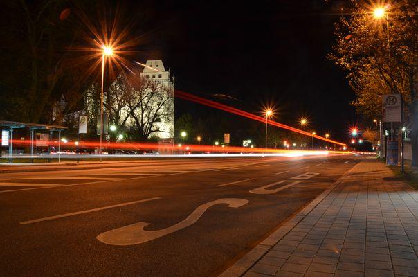 Ingolstadt's Nacht