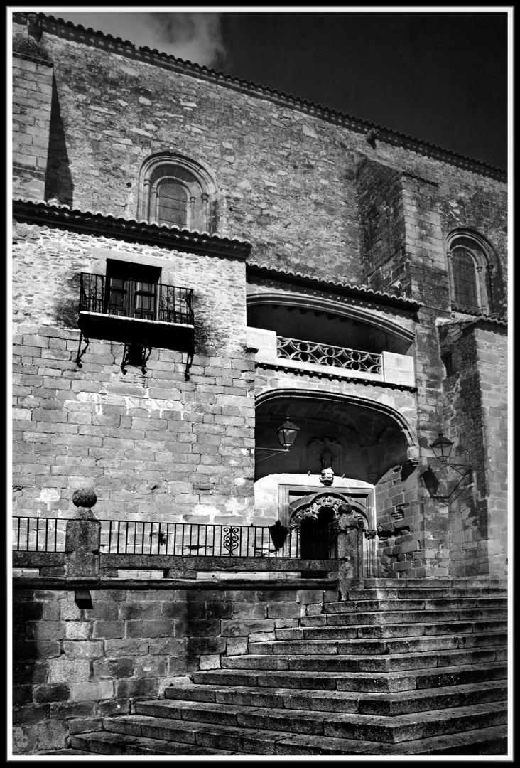 Ingreso al monasterio