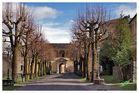Ingresso alla Certosa di Chiusa di Pesio(CN)