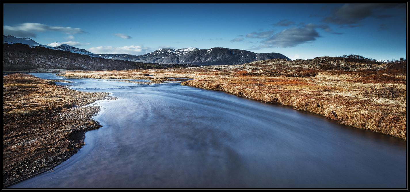 Þingvallavatn - Island