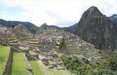 Inkafestung Machu Picchu  ... in Peru +5Fotos