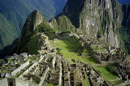 Inkatrail - Machu Picchu