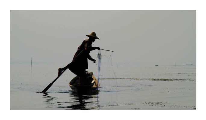 inle lake fisherman II