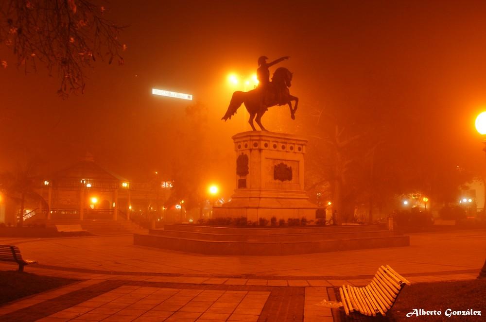 Inmortal, a pesar de la niebla