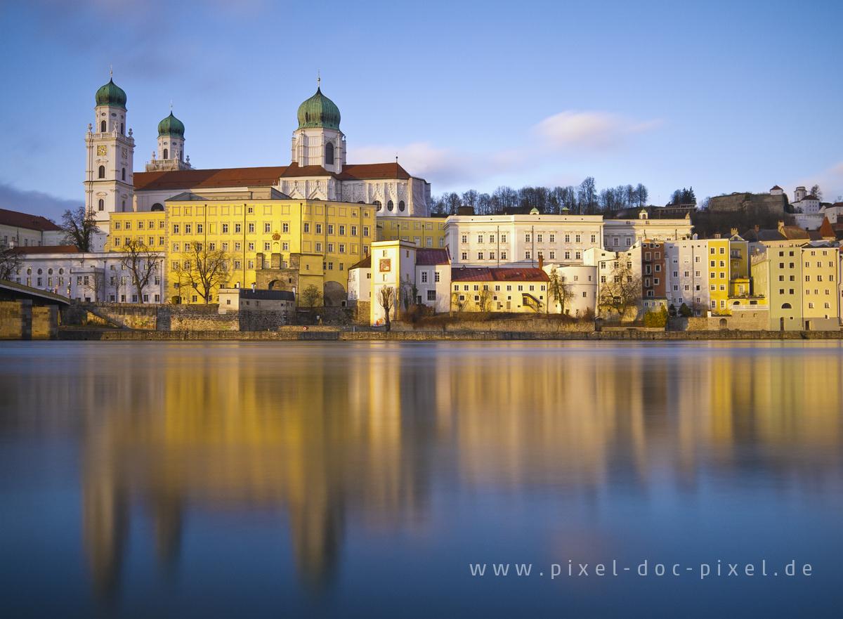 Innbrücke in Passau