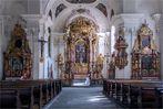 Innenansicht Kloster St. Katharinental
