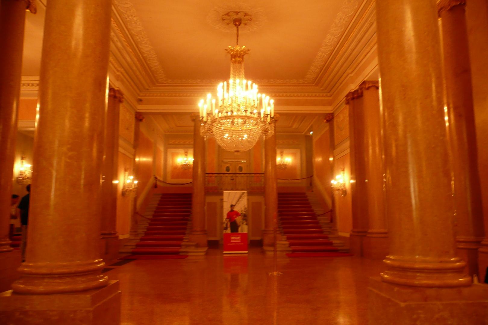Innenansicht Oper in Venedig