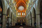 Innenansicht von der Kathedrale in Truro / Cornwall 5