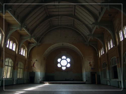 Innenansichten Beelitz-Heilstätten I