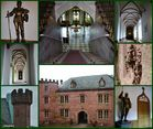 Innenansichten vom Schloss Waldleiningen